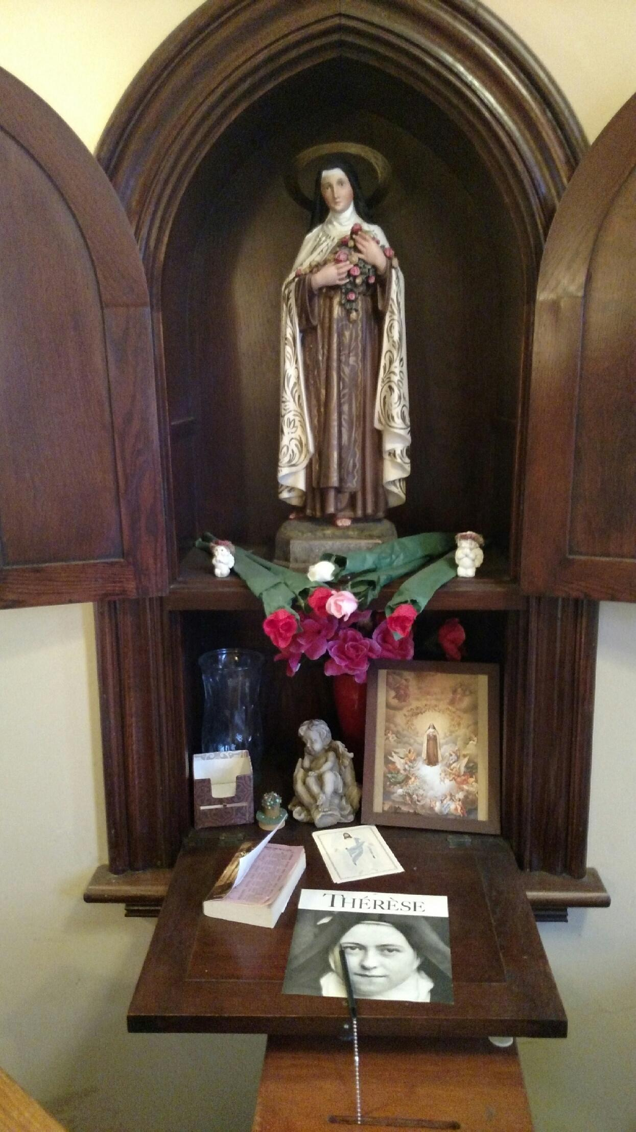 SLF Parish Our Patron St Therese of Lisieux