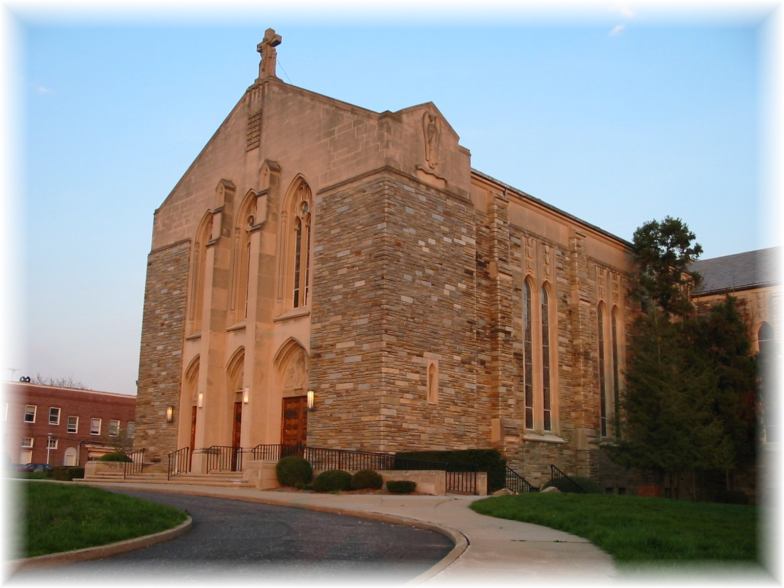 Shrine of the Little Flower Parish Baltimore MD